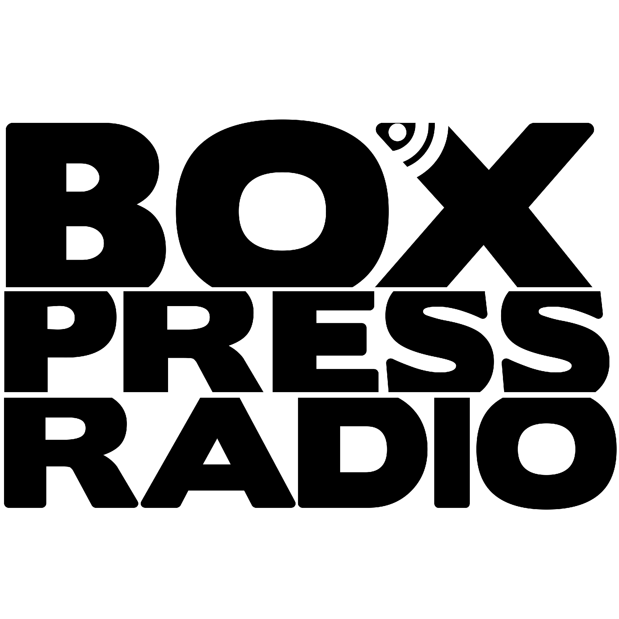 Box Press Radio - Cigar, Alcohol, Entertainment